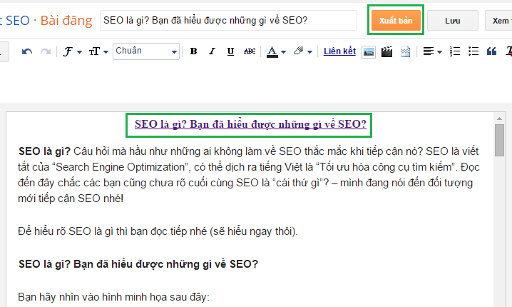 kenhkienthuc.net Các cách khai báo URL với Google để tăng tốc độ index