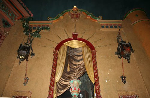 Sidewall ornament