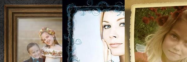 30 Beautiful Photo Frames
