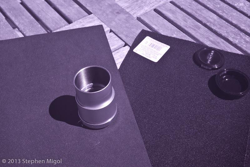 B+W 093 filter