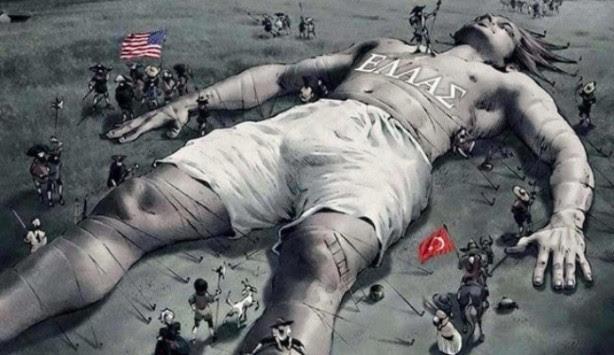 Όταν ξυπνήσει η Ελλάδα... Η φωτογραφία που σαρώνει στο ίντερνετ!