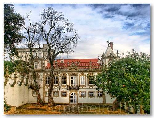 Palácio do Freixo by VRfoto