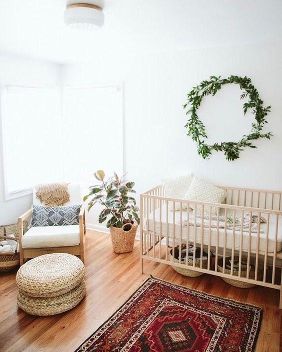 Rustic Nursery Room Ideas: Aesthetic & Characterful ...