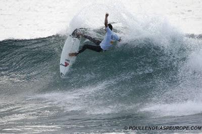 Jonathan Gonzalez en acción