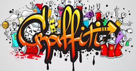 Grafiti Keren Png