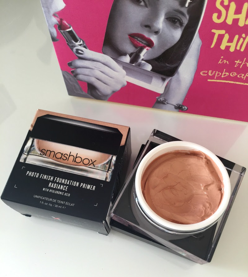 Smashbox New Photo Finish Radiance Primer Passion4luxus