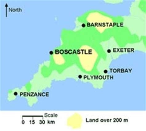 boscastle flood  august  uk floods case studies