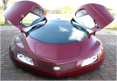 Extra-Terrestrial Vehicle