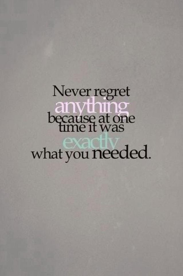 Pictures Of Live Life With No Regrets Quotes Tumblr Kidskunstinfo