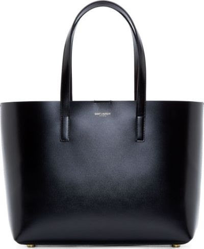 Saint Laurent Monogram Shopper Tote