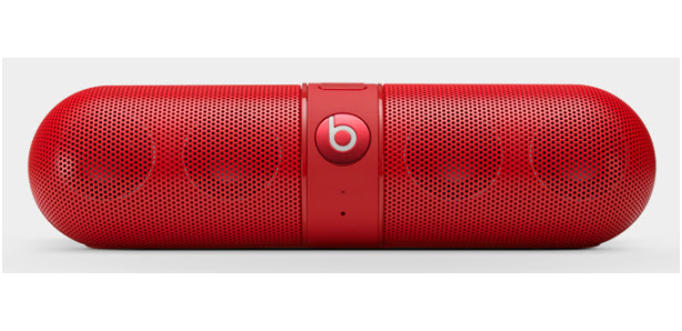 Pill Bluetooth Speaker with NFC & APX-T Technology