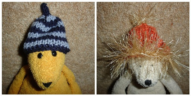 Hat of the week 4 and 5