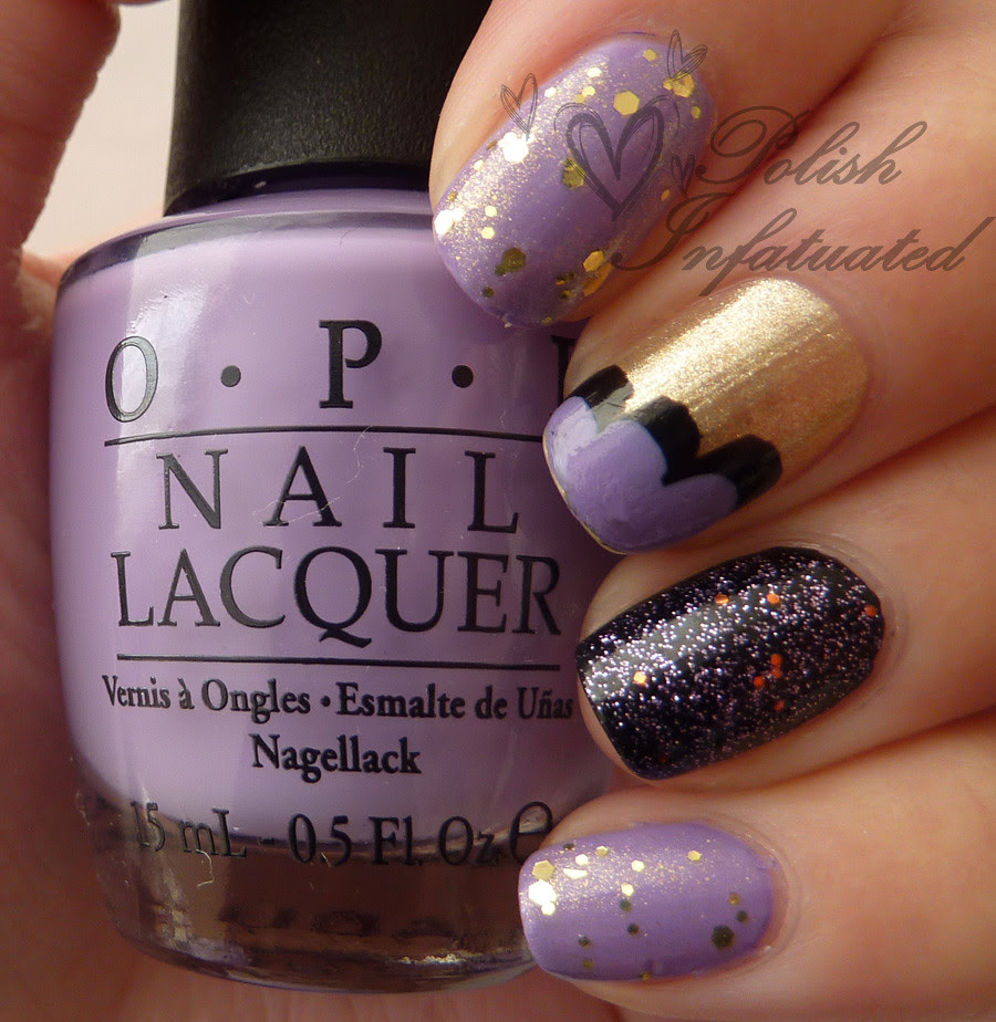 purple, black and gold2