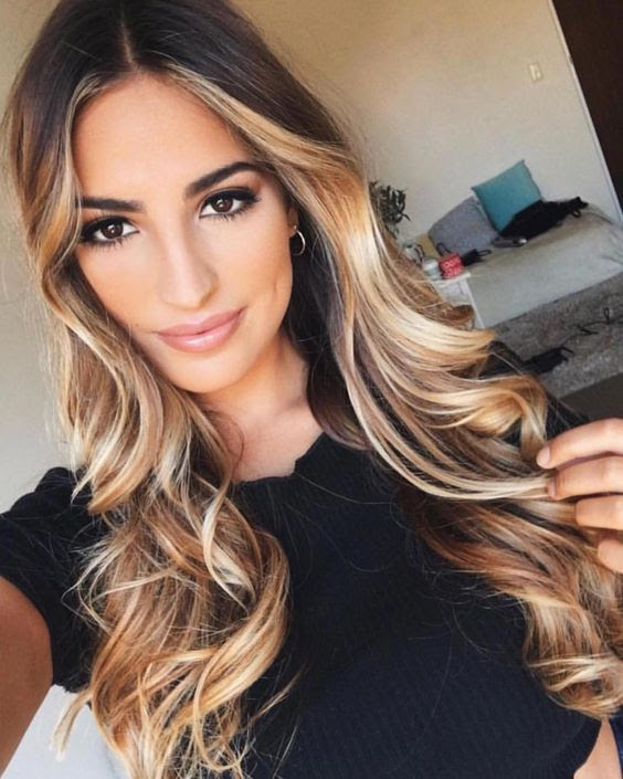 Most Popular Latest Ombre Hair Color \u0026 Hairstyling Trends 2019  Galstyles.com