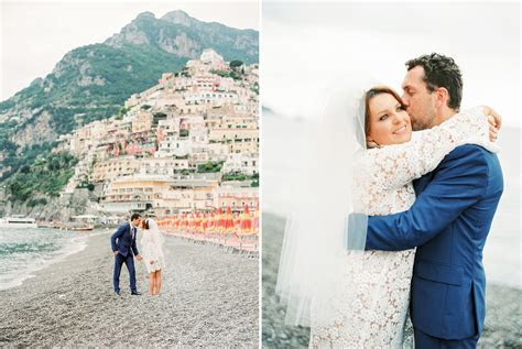 Positano Elopement   Amalfi Coast Wedding Photographer