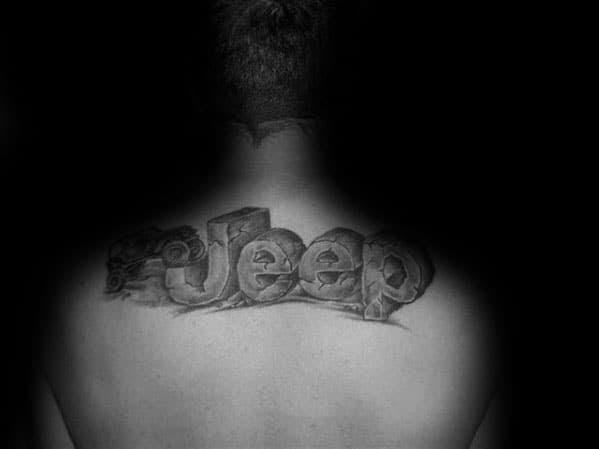Tatuagens Masculinas De Jipe
