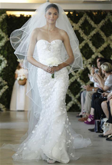 Oscar de la Renta   Spring 2013 Wedding Dresses   PreOwned