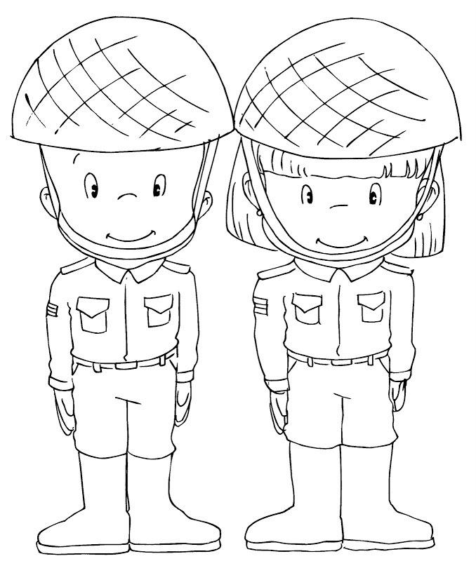 Soldados Mexicanos Para Colorear Imagui Az Dibujos Para Colorear