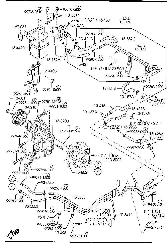 mazda 6 vacuum hose diagram