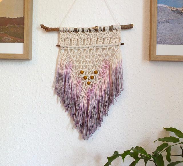 Sierra Wall Hanging par Selyn Birnbaum