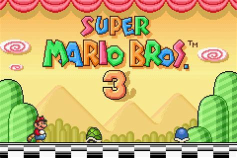 Super Mario Bros. 3 Download Game   GameFabrique