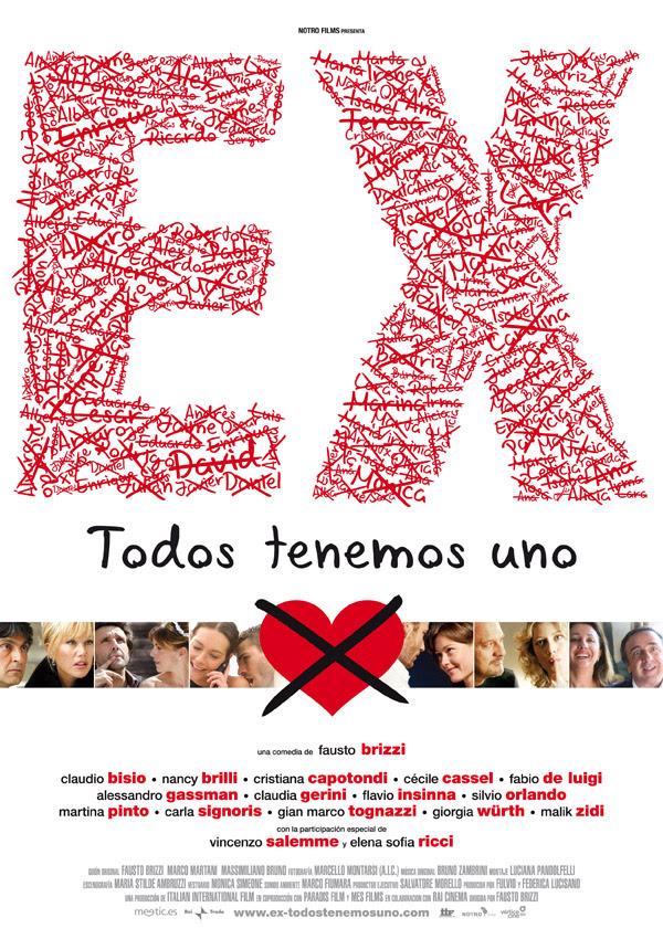 Ex: Todos tenemos uno (Fausto Brizzi, 2.009)