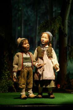 Hansel and Gretel Salzburg Marionettes