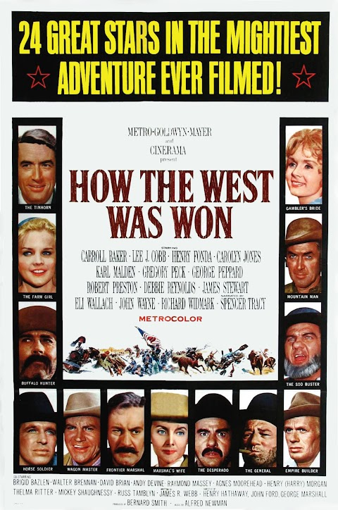 How The West Was Won Film