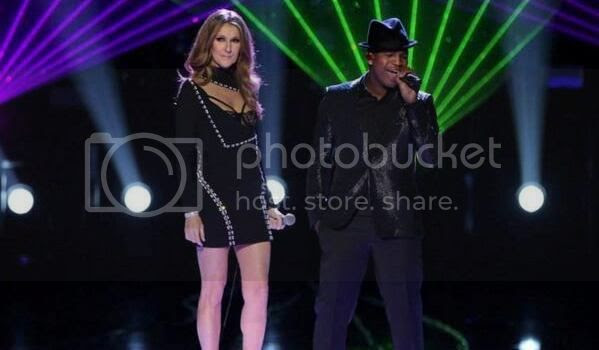 Watch: Ne-Yo & Celine Dion perform 'Incredible' on 'The Voice'...