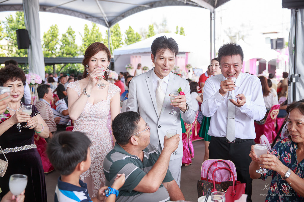流水席婚禮-中部婚攝