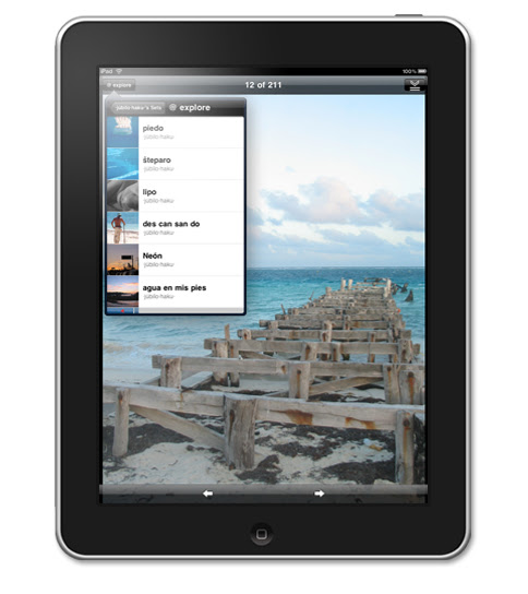 FlickStackr iPad App