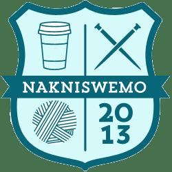 NaKniSweMo badge