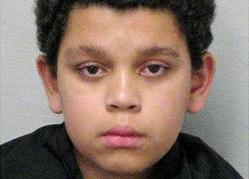 Cristian Fernandez niño de 12 a la carcel de por vida por matar a su hermanastro