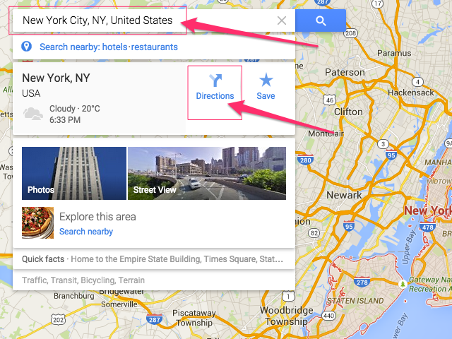 How To Map Multiple Locations On Google Maps Techwalla Com