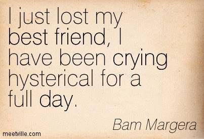 Quotes About Lost My Best Friend 32 Quotes
