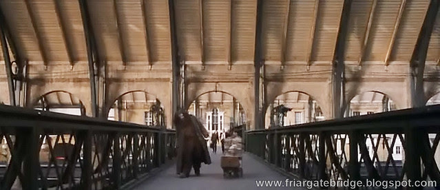 King's Cross Footbridge Harry Potter 1