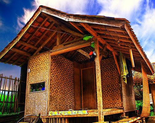 43 Desain Taman Rumah Jawa HD Terbaru