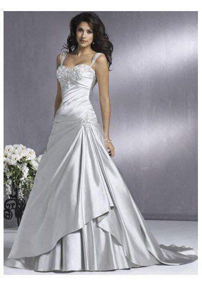 25  Best Ideas about Silver Wedding Dresses on Pinterest