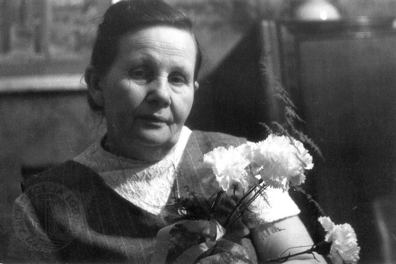 Stanislawa Portrait