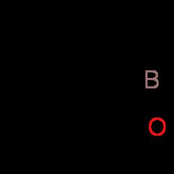 ChemSpider 2D Image | benzoboroxole | C7H5BO
