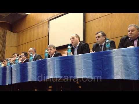 VIDEO| Deputaţii PNL Surugiu şi Galan spun că Suceava nu are şanse să fie capitală de regiune