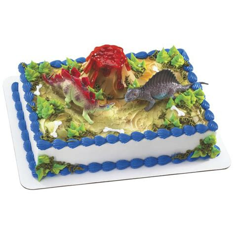 dinosaur party supplies cake topper kit party supplies