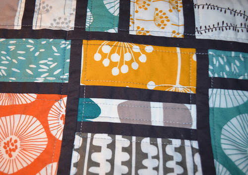 Quilting - Echo Stained.