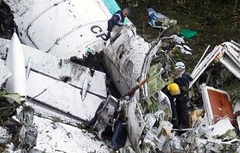 Sobrevivente do voo da Chapecoense explica como se salvou