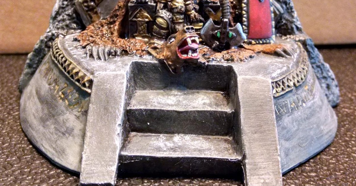Commission: Throne of the Dwarven King from JP on Gaming