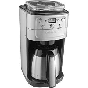 macchine caffe prezzi cuisinart cafeti re programmable. Black Bedroom Furniture Sets. Home Design Ideas