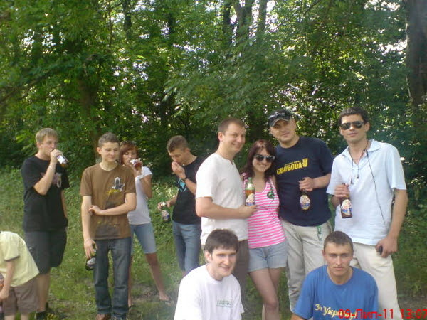 Зупинились випити пива Опілля #dnisterevent #ternopil