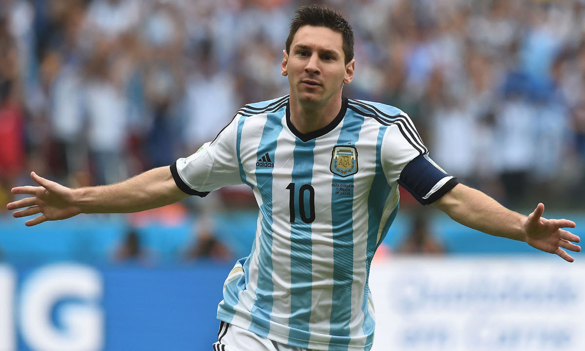 Lionel Messi Picture Gallery - The WoW Style