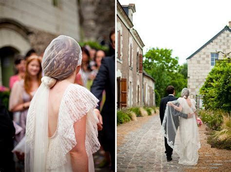 french lace wedding dress 1   Once Wed