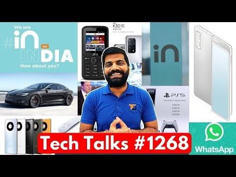 Tech Talks - Micromax Cheeni Kum Launch, iPhone 12 India, Redmi Note 10, PS5, JioPhone, S21